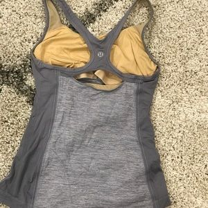 Lulu lemon razor back tank